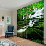 Have You Tried These 3D Curtains For Your Homes