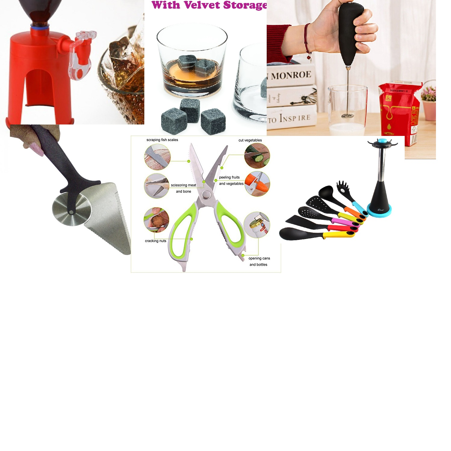 Cool kitchen gad s Must haves Simple Indian Mom
