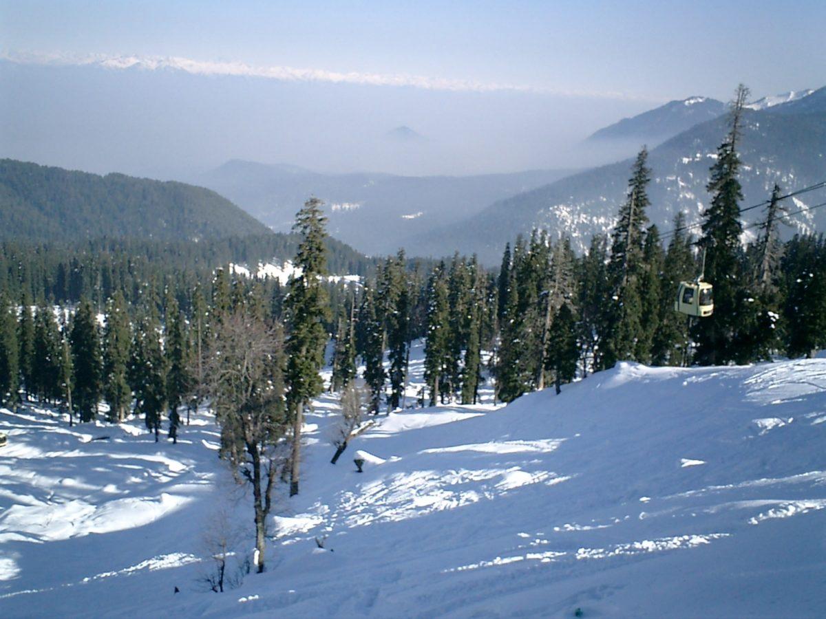 Winter Travel Destination
