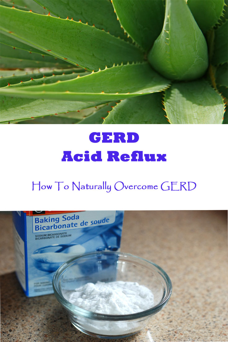 How To Overcome GERD (Acid Reflux) – Naturally