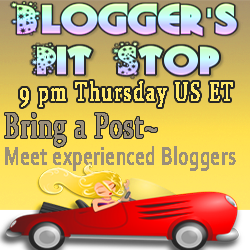 Blogger's Pit Stop #71