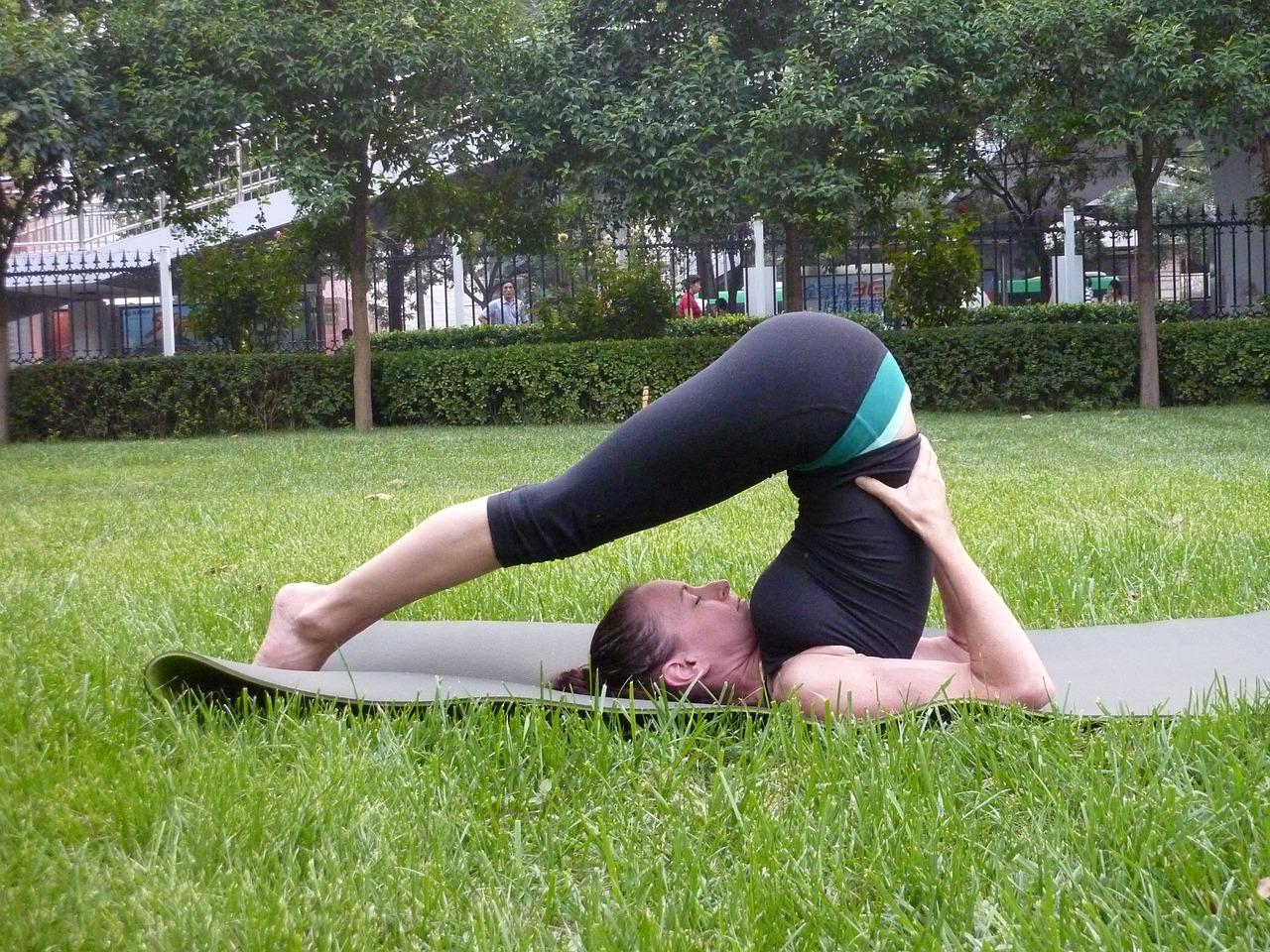 halasana _ Yoga for thyroid