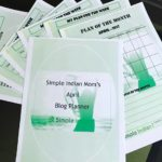 Blog Planner – Simple Indian Moms Ultimate Blog Planner – Free and Printable