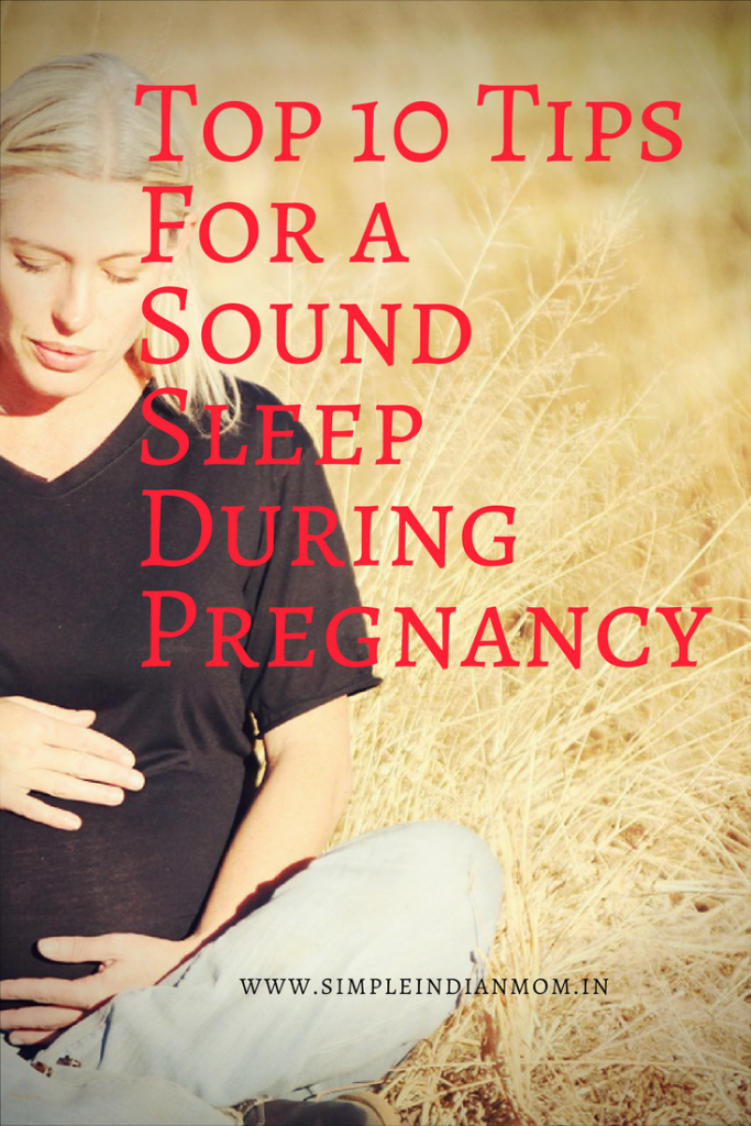 Top 10 Tips For a Sound Sleep During Pregnancy