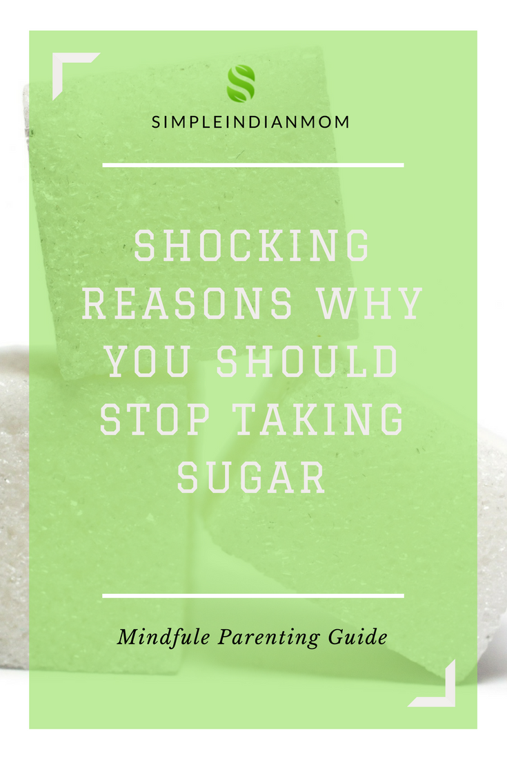 Shocking Reason Why You Should Stop Taking Sugar
