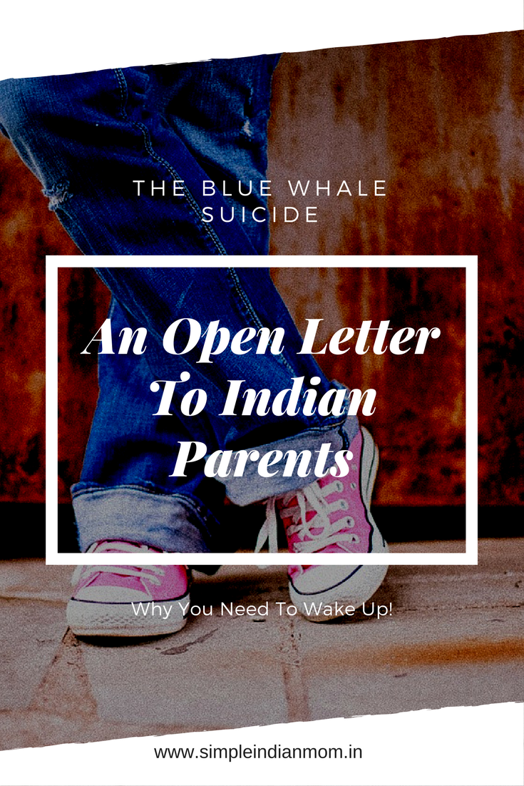 The Blue Whale Suicide I An Open Letter To Indian Parents I Why You Should Wake Up Now