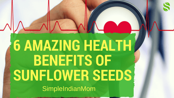 Health Benefits of Sunflower Seeds that would amaze you