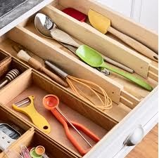 how to organise your kitchen