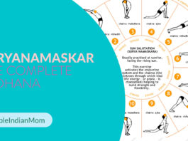 Surya Namaskar is a complete exercise for both mind and body. Along with toning your body and giving best results for your weightloss goals, surya namaskar also improves concentration and relaxes your mind