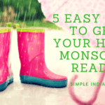 Get Your Home Monsoon Ready