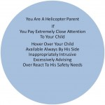 Are You One Of Those Helicopter Parents ? Your Child Is In Trouble