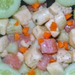 Cucumber Asian Salad