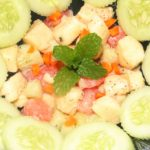 cucumber asian salad