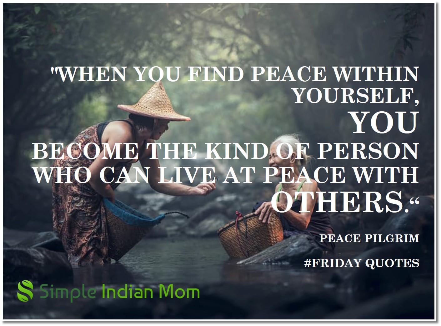FridayQuotes - Mindfulness