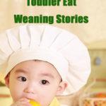 make a fussy toddler eat