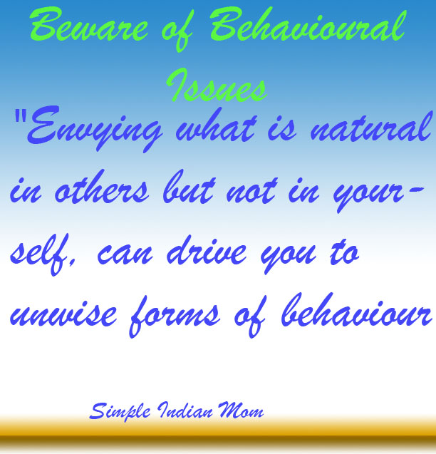 Behavioural Problems