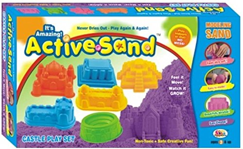 Active Sand Castle Play Kit