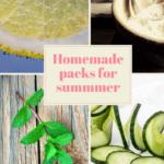8 Best Homemade Face Packs For Summer