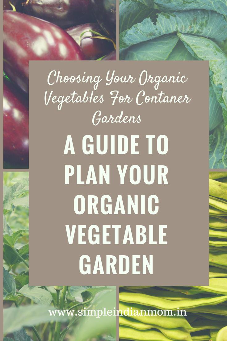 organic veggetables