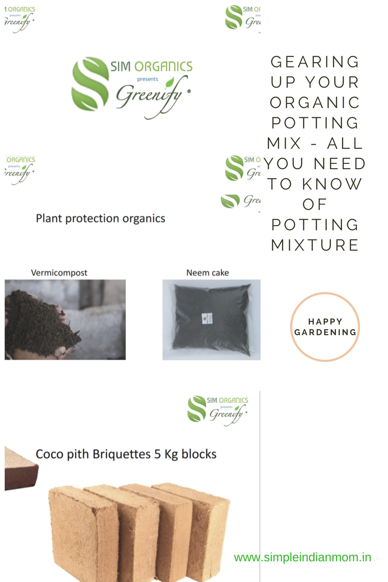 Gearing Up Your Organic Potting Mix - All You Need To Know Of Potting Mixture