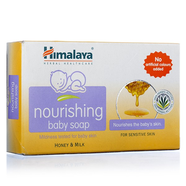 Himalaya Baby Care Nourishing Soap