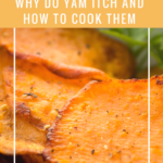 Yam Itch And How To Cook Them