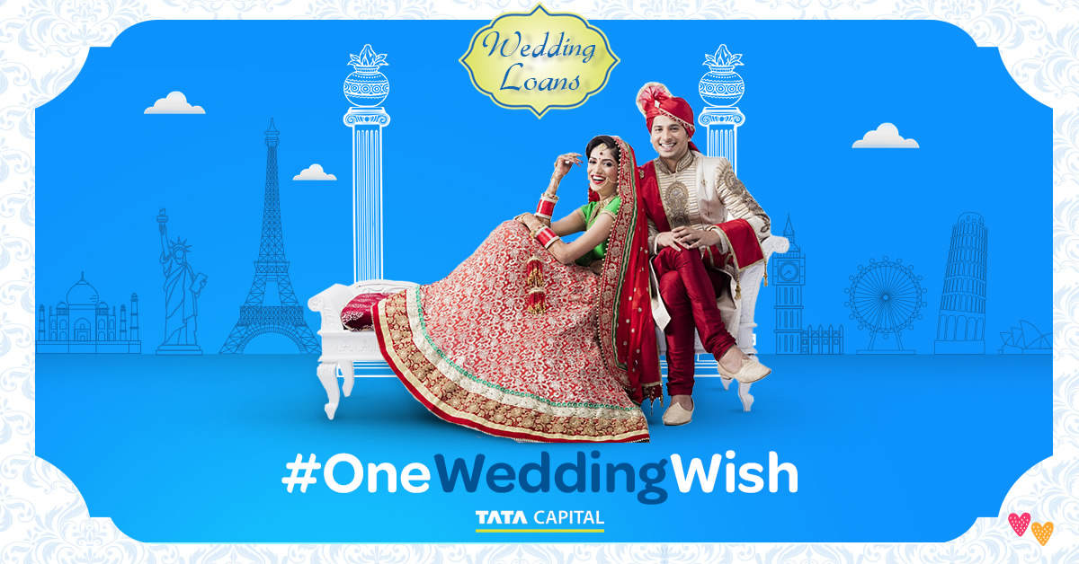 Dream Wedding with TATA Capital