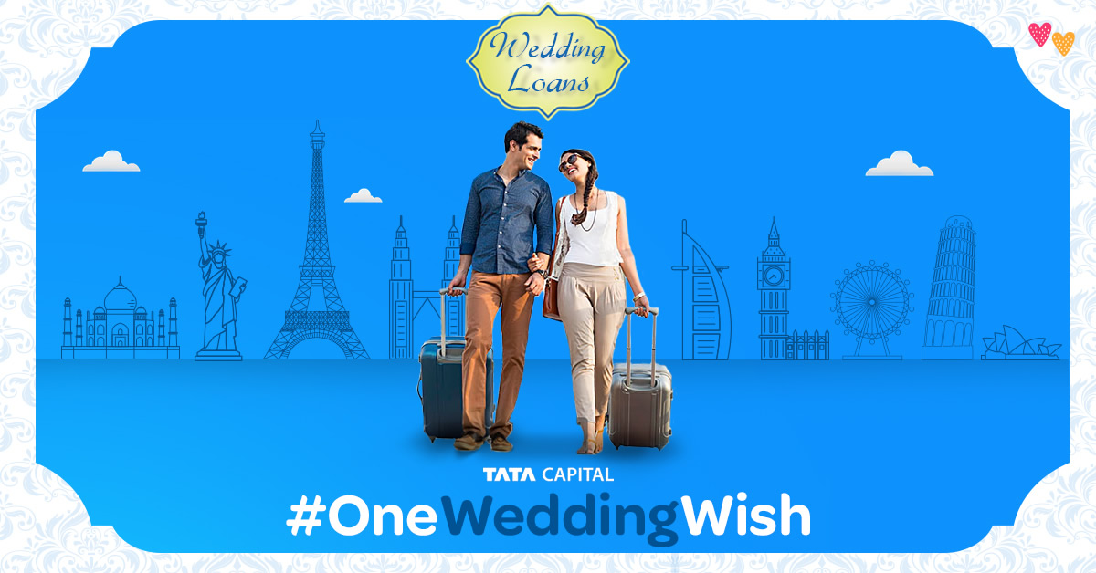 Dream Wedding with TATA Capital