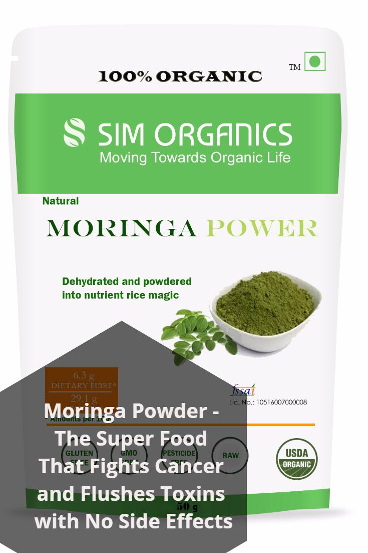 SIM ORGANICS Moringa Powder