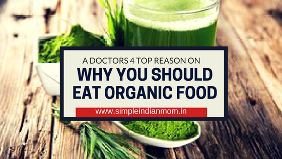 Why You Should Eat Organic Food