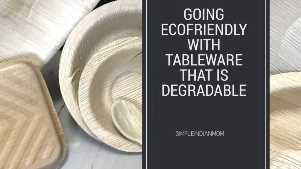 Ecofriendly Tableware