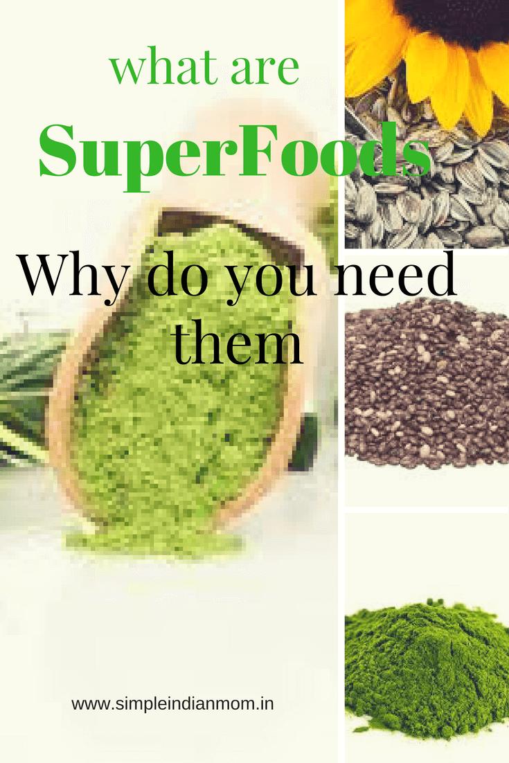 Superfoods - SIM Organics