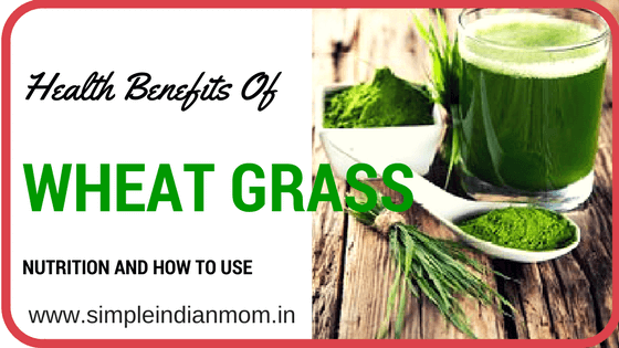 Health Benefits of Wheat Grass - SIM Organics