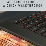 Opening a Savings Account Online