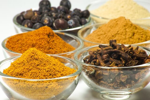 Antioxidants Rich Spices