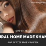 Natural Homemade Shampoo - Simple Indian Mom