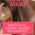 Natural Homemade Shampoo