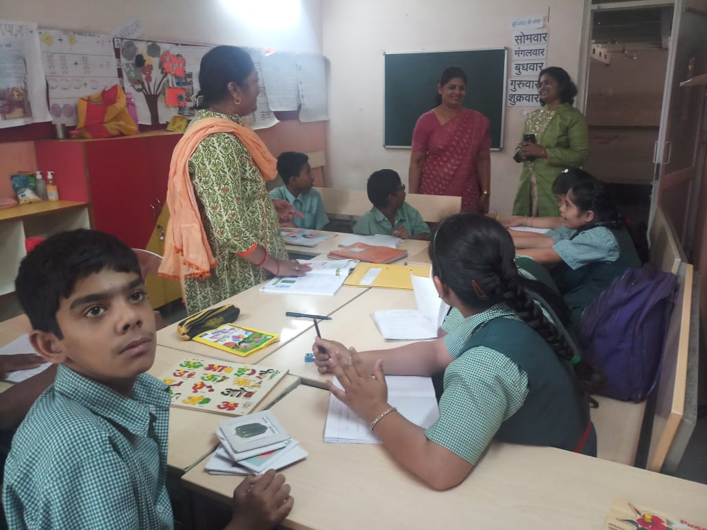 Aakansha - school for the specially abled in Raipur