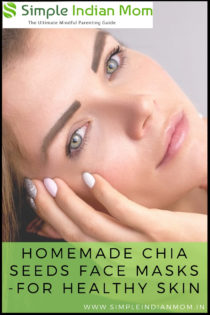 Homemade Chia Seeds Face Masks