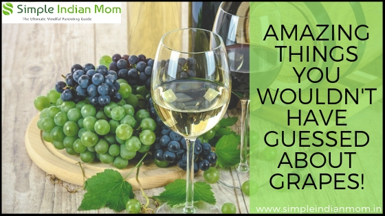Amazing Things You Wouldn't Have Guessed About Grapes!