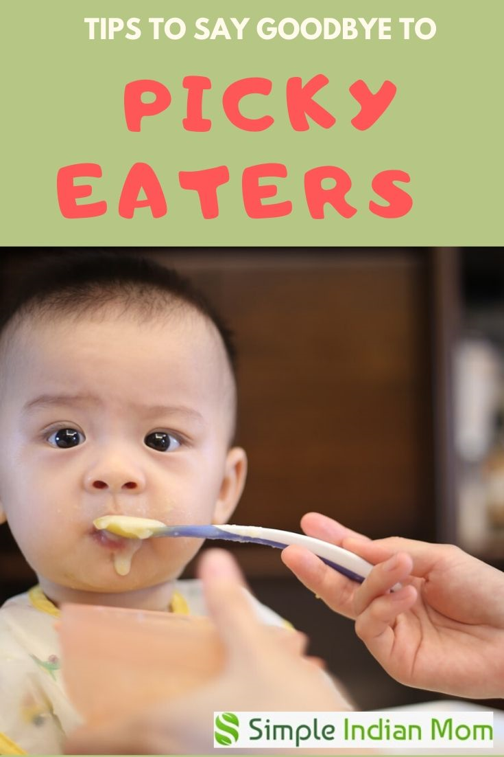 How to Deal Picky Eating Toddlers