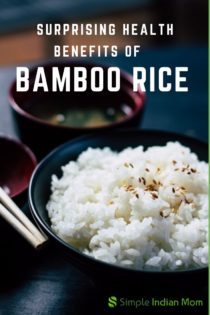 Health Benefits of Bamboo Rice
