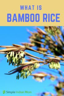 What is bamboo rice and health benefits of bamboo rice