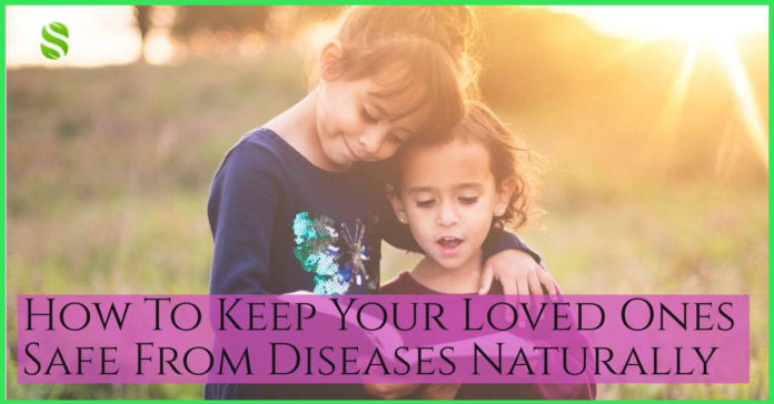 how to keep your homes germ free naturally