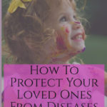 protect loved ones with Bacteria killing paint
